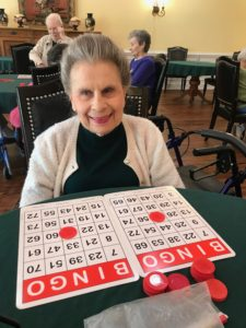 Bingo With Linda