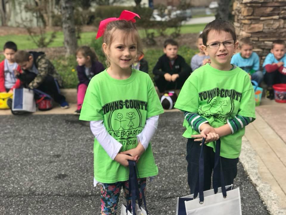Brasstown Manor - 2018 Easter Egg Hunt