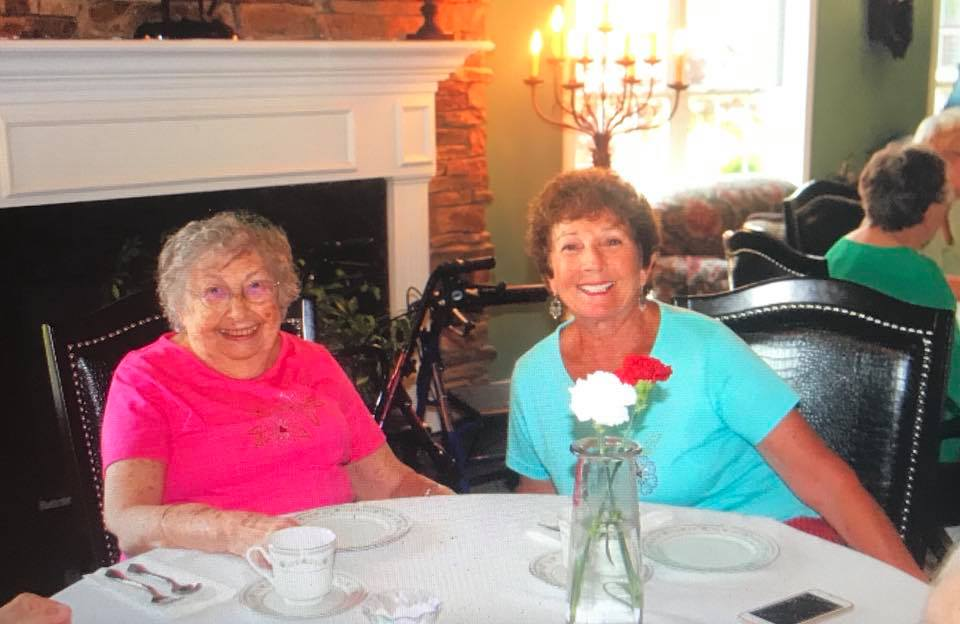 Brasstown Manor Senior Living - Mother's Day Tea Party