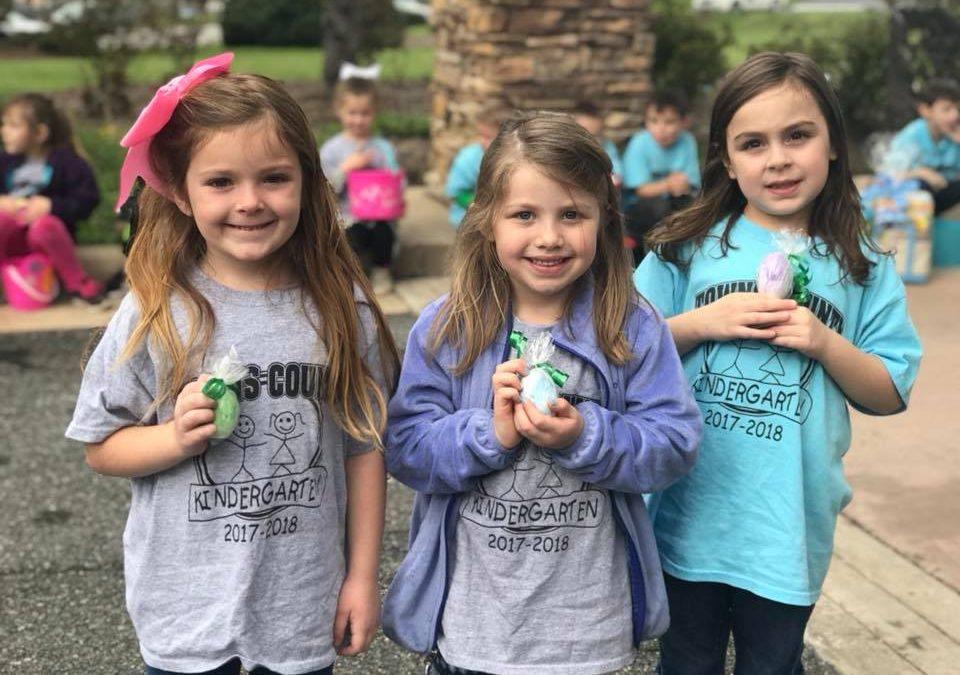 Annual Easter Egg Hunt 2018