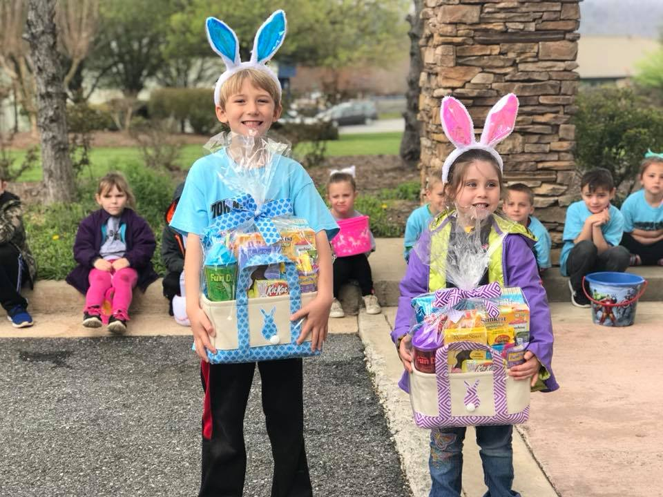 Brasstown Manor Senior Living - Easter Party 2018
