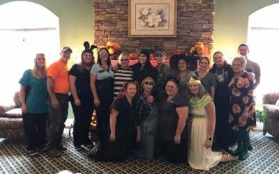Happy Halloween from Brasstown Manor