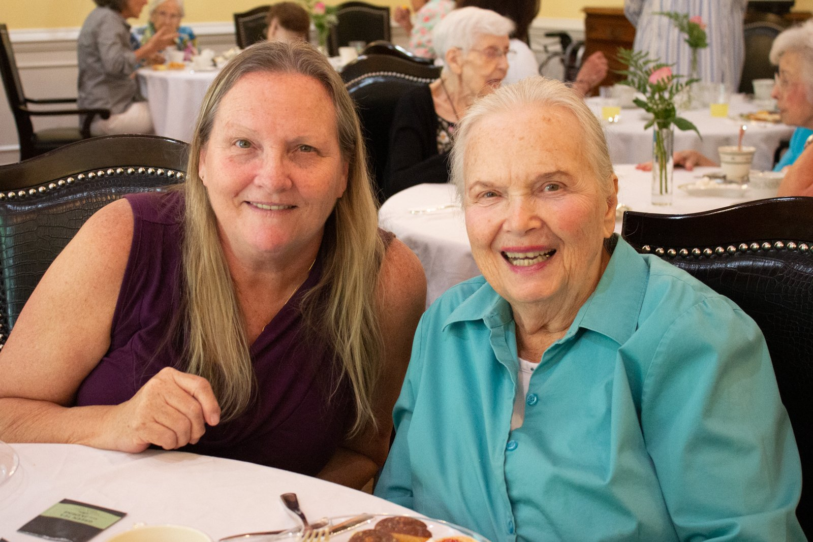 Brasstown Manor Senior Living - Mothers' Day Luncheon