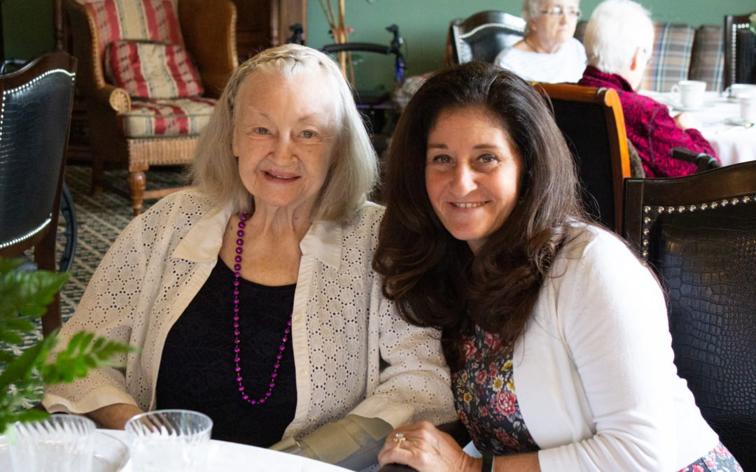 Mothers' Day Luncheon